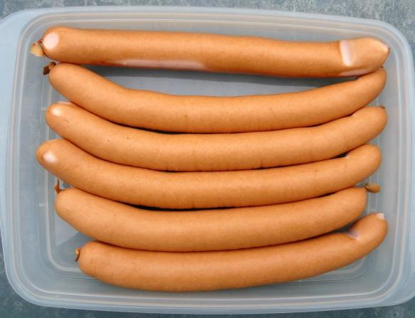 Wienerpølser. Fotograf: Frank C. Müller/Wikipedia
