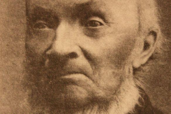 Ivar Aasen (1813-1896). Foto fra Wikipedia.